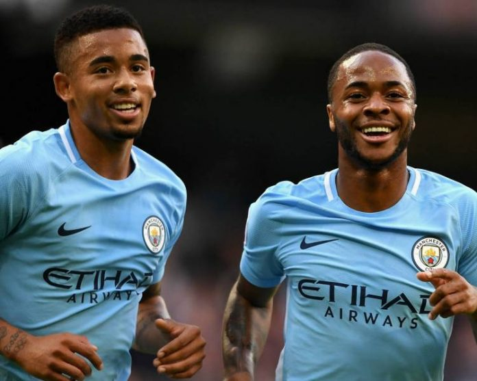 FA Cup! Raheem Sterling Scores As  Manchester City Beat Cardiff City  2-0